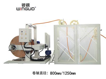 WG-901新能源卧式送线机
