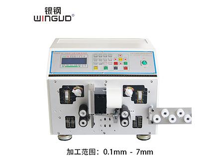 WG-880多功能电脑裁线剥线机