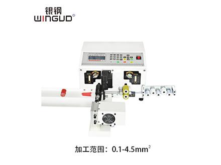 WG-2004N电脑裁线剥皮扭线机