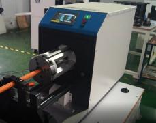 半自动剥线机如何处理高压线