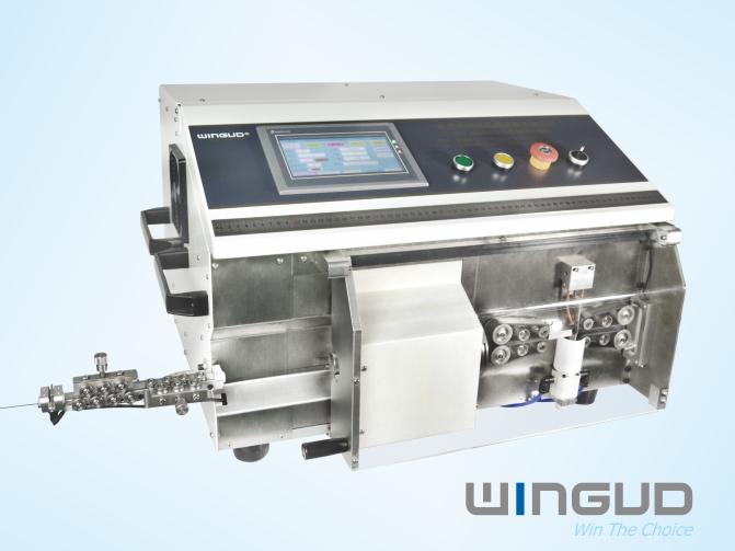 WG-9550同轴电缆自动剥线机价格