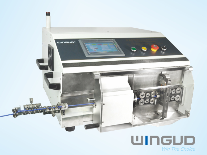 WG-9600同轴电缆自动剥线机价格
